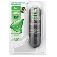 Nicorette spray