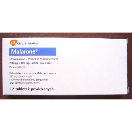 Malarone Anti Malaria Tabletten