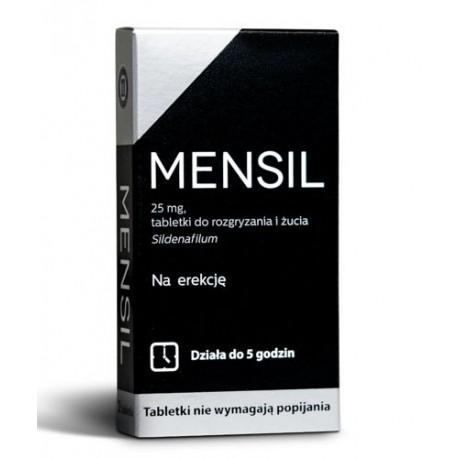 Mensil 25 mg Potenztabletten